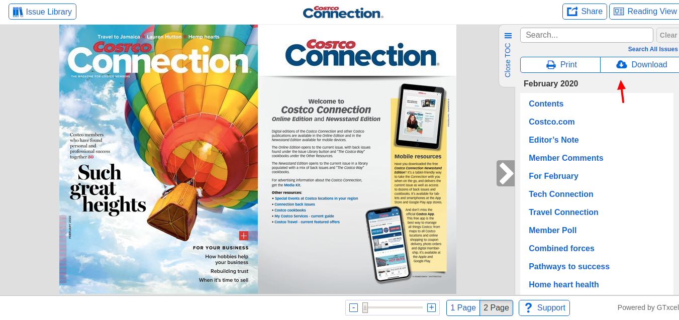The Costco Connection Download