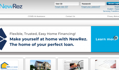 Pay NewRez Loan Payment