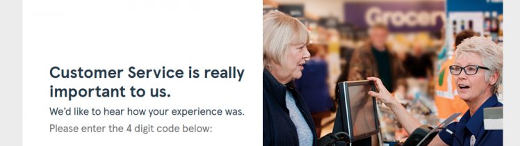 Tesco Customer Satisfaction Survey