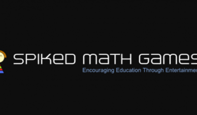 Spiked Math Games Logo
