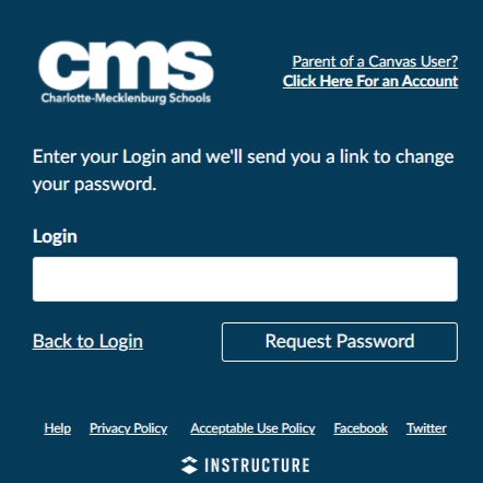 CMS student sign in