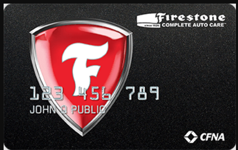 Firestone Credit Card Logo